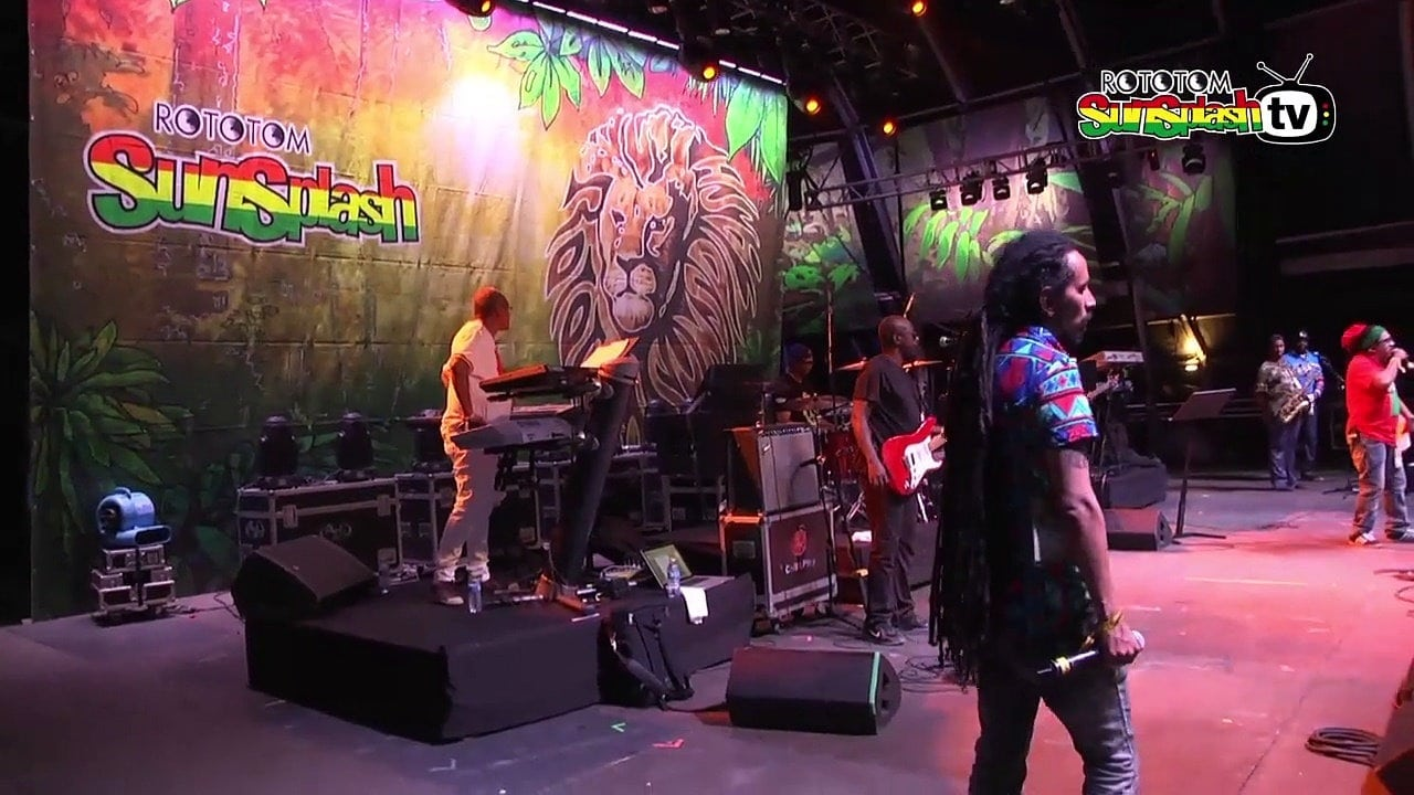 BRIGADIER JERRY & JOSEY WALES live @ Main Stage 2015