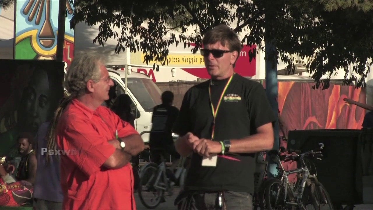 Andrea Torre Desnuda 07. more than twenty, the story of rototom in 8 episodes