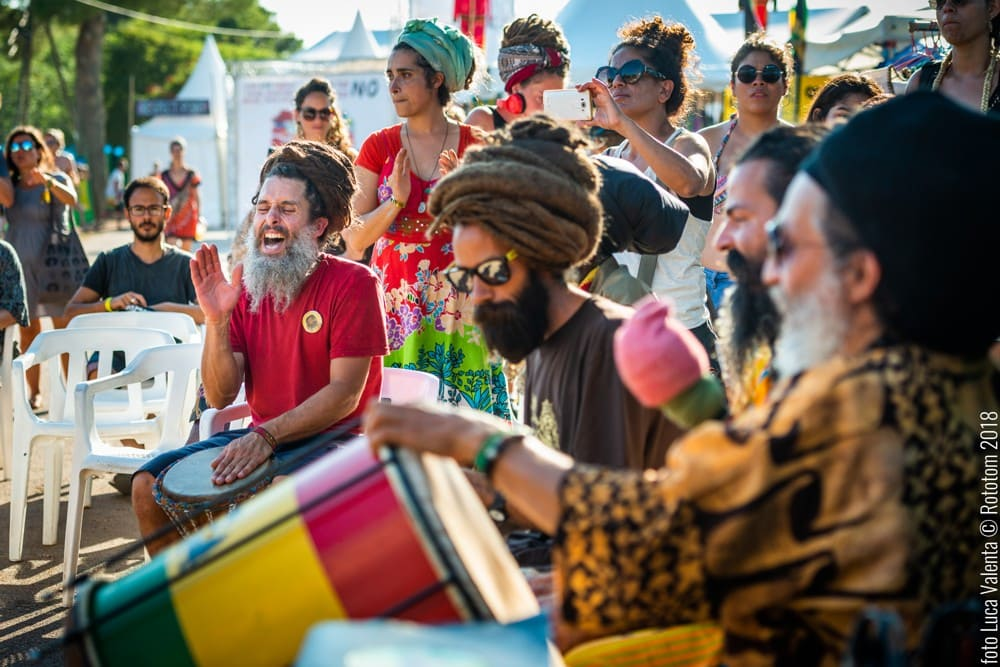 House of Rastafari - Rototom Sunsplash